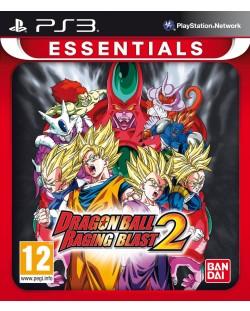Dragonball: Raging Blast 2 (PS3)