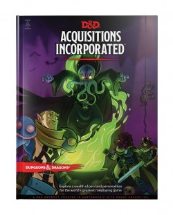Ролева игра Dungeons & Dragons - Adventure Acquisitions Incorporated