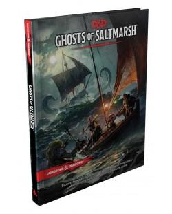 Ролева игра Dungeons & Dragons - Adventure Ghosts of Saltmarsh