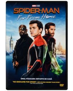 Спайдър-мен: Далече от дома (DVD)