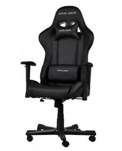 Геймърски стол DXRacer Formula - черен (OH/FE08/N)