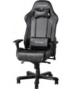 Геймърски стол DXRacer King- черен (OH/KF06/N)