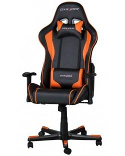 Геймърски стол DXRacer Formula - черен/оранжев (OH/FE08/NO)