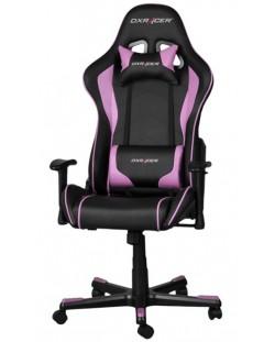 Геймърски стол DXRacer Formula - черен/розов (OH/FE08/NP)