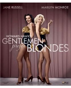 Джентълмените предпочитат блондинки (Blu-Ray)