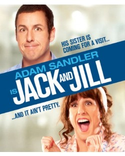 Джак и Джил (Blu-Ray)