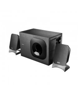 Аудио система Edifier M1370 - 2.1, черна