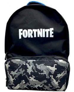 Ученическа раница Fortnite Dance Silhouettes - С преден джоб
