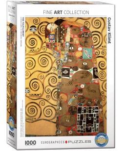 Пъзел Eurographics от 1000 части –  Изпълването, Густав Климт