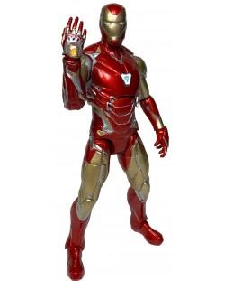Екшън фигура Diamond Marvel Select Avengers - Iron Man, 18 cm