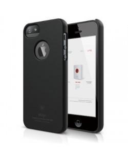 Elago S5 Slim Fit Case за iPhone 5 -  черен