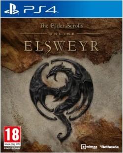 The Elder Scrolls Online: Elsweyr (PS4) (разопакован)