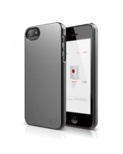 Elago S5 Slim Fit 2 Case за iPhone 5 -  сив