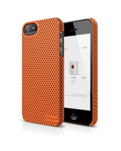 Калъф Elago S5 Breathe за iPhone 5, Iphone 5s -  оранжев