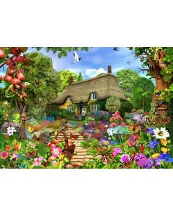 Пъзел Bluebird от 1500 части - Английска селска къща