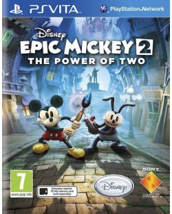 Epic Mickey 2: The Power of Two (PS Vita)