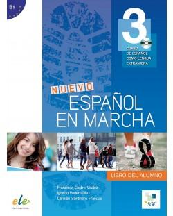 Nuevo Español en marcha 3: Libro del alumno / Учебник по испански език за 8. - 12. клас (ниво B1)