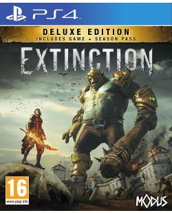 Extinction Deluxe Edition (PS4)