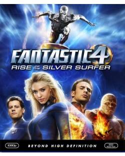 Фантастичната четворка и Сребърния сърфист (Blu-Ray)