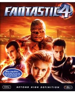 Фантастичната четворка (Blu-Ray)