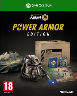 Fallout 76 Power Armor Edition (Xbox One)