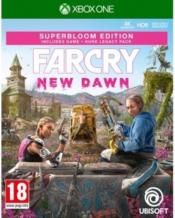 Far Cry New Dawn Superbloom Deluxe Edition (Xbox One)