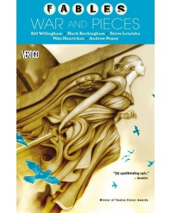 Fables Vol. 11: War and Pieces (комикс)