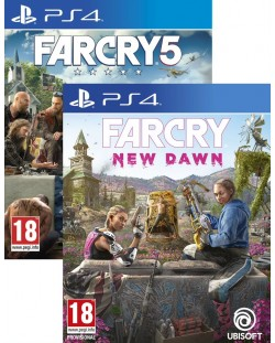 Far Cry New Dawn + Far Cry 5 (PS4)