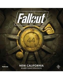 Разширение за настолна игра Fallout - New California