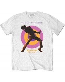 Тениска Rock Off Queen - Fearless