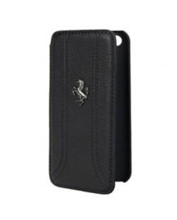 Ferrari FF Series Book за iPhone 5 - Flip-Case - черен