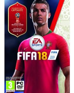 FIFA 18 (PC) (разопакована)