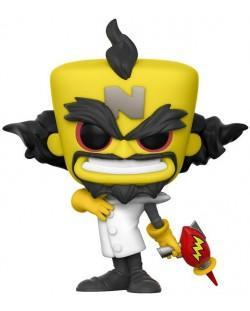 Фигура Funko Pop! Games: Crash Bandicoot - Dr. Neo Cortex, #276