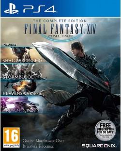 Final Fantasy XIV Shadowbringers Complete Edition (PS4)