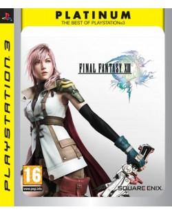 Final Fantasy XIII-Platinum (PS3)