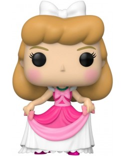 Фигура Funko Pop! Disney: Cinderella - Cinderella in Pink Dress, #738