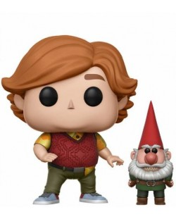 Фигура Funko Pop! Television: Trollhunters - Toby and Gnome, #468