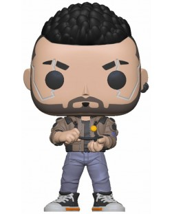 Фигура Funko Pop! Games: Cyberpunk 2077 - V-Male