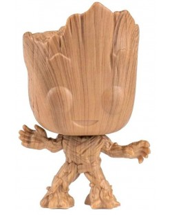 Фигура Funko Pop! Marvel: Guardians of the Galaxy - Groot Wood Deco (Special Edition), #622