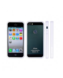 FitCase Bumper BPCIP5-05за iPhone 5 -  бял