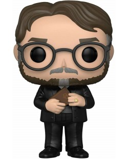 Фигура Funko POP! Movies: Directors - Guillermo Del Toro #666