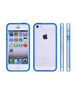 FitCase Bumper BPC-02 за iPhone 5 -  син