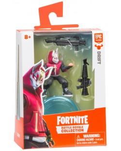 Фигурка Moose Fortnite Battle Royale -  Drift, с 2 оръжия