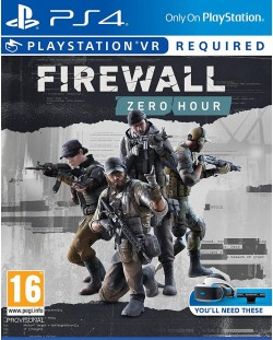 Firewall Zero Hour VR (PS4 VR)