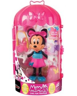 Фигурка IMC Toys - Мини Маус, пътешественичка