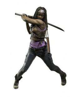 Фигура The Walking Dead - Michonne Deluxe, 25cm