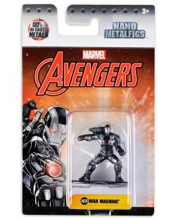 Фигура Metals Die Cast Marvel Avengers - War Machine