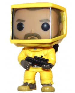 Фигура Funko Pop! Television: Stranger Things - Hopper (Biohazard suit), #525