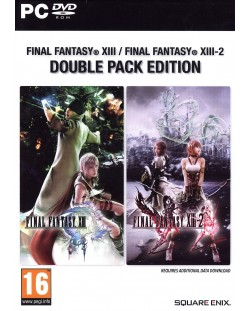 Final Fantasy XIII & XIII-2 Double Pack (PC)