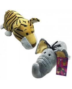 Играчка Flipazoo 2в1 – Тигър/слон, 30cm